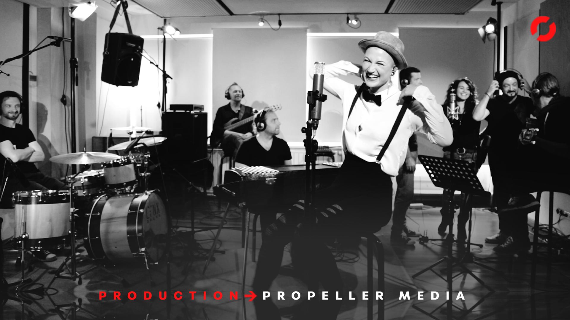 Propeller Mediaservice Musikvideo DeniZz Denise Beiler Puzzle unplugged