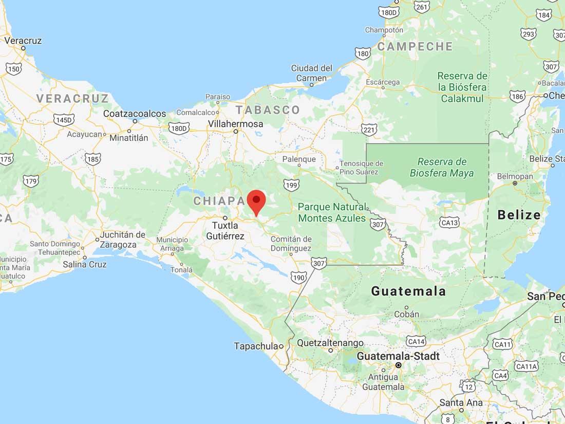 San-Cristobal-Karte
